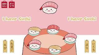 Lovely Sushi Cat #minisonewzealand